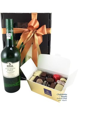 500g Chocolats et Porto Blanc