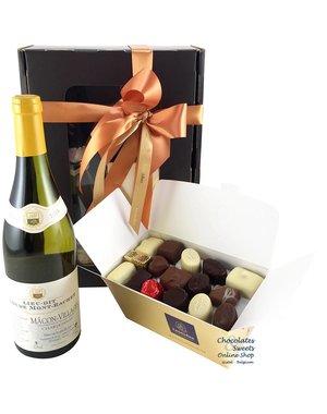 750g Chocolats et du Vin Blanc