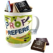 Mug 'Prof Préféré' Napolitains 200g
