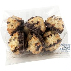 Kokosrotsjes - Chocolade 125g