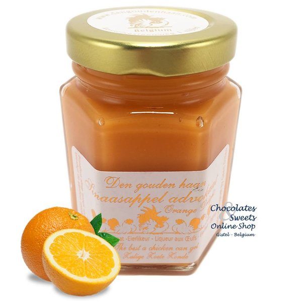 Eggnog Liqueur with Orange 125g