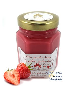 Erdbeeren Eierlikör 125g