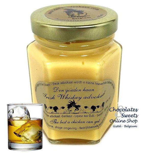 Den Gouden Haan Advokaat Irish Whiskey 125g