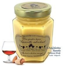 Liqueur d'oeuf avec Amaretto 125g