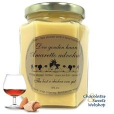Liqueur d'oeuf avec Amaretto 300g