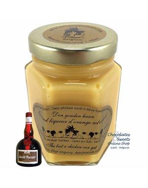 Liqueur d'oeuf avec Grand Marnier 125g