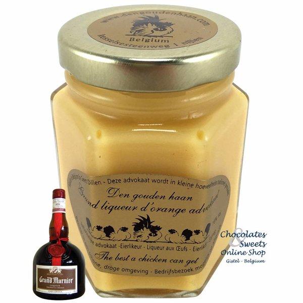 Eggnog Liqueur with Grand Marnier 125g
