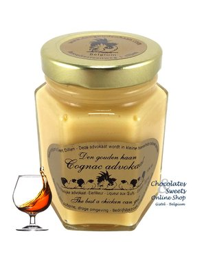 Eggnog Liqueur Cognac 125g