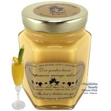 Liqueur d'oeuf au Champenoise Mangue 125g
