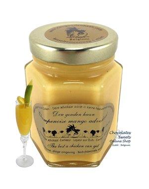 Eggnog Liqueur Champagne Mango 125g
