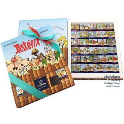 Leonidas Astérix strip geschenkdoos (limited edition)