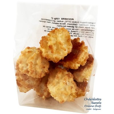 Coconut Macaroons 125g