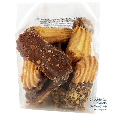 Biscuits Dressé enrobé 125g