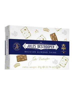 Jules Destrooper Almond Thins 21g