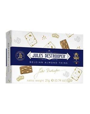 Jules Destrooper Croquants aux amandes 21g