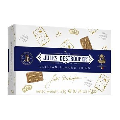 Jules Destrooper Almond Thins 21g