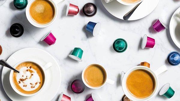Belmio capsules de café compatible avec Nespresso®*