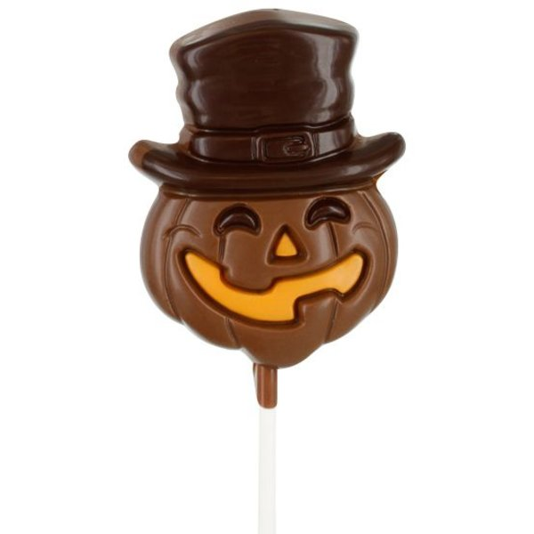 Leonidas Lollipop Halloween Pumpkin