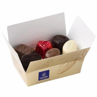 Leonidas Mini-box with 6 chocolates