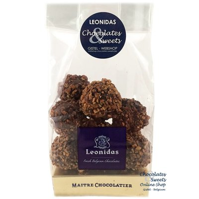 Leonidas Truffels - Crème van amandelpraliné 165g