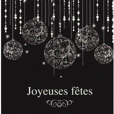 Joyeuses fêtes (7x7cm)