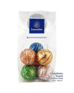 Leonidas Cello bag 6 Celebration balls