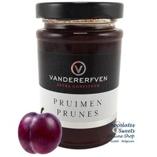 Confiture de prunes 240g