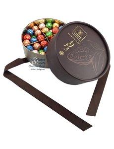 Leonidas Gift box 'Dora' 60 Celebration balls