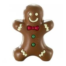 Leonidas Gingerbread man 4-colors 30g