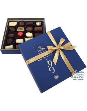 Leonidas Santiago (blue) 20 Chocolates