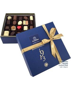 Leonidas Santiago (bleu) 40 Chocolats