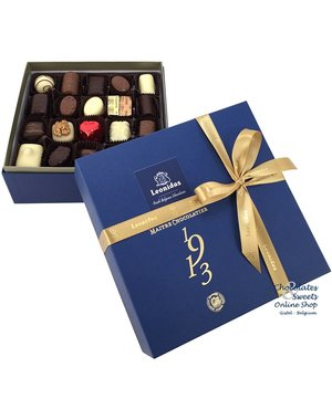 Leonidas Santiago (blue) 40 Chocolates