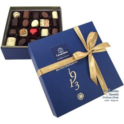 Leonidas Santiago (blue) with 42 Chocolates
