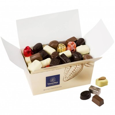 Leonidas Box of chocolates 1,5kg (3,30 lb)