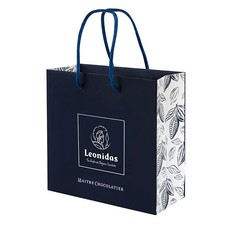 Leonidas Luxe draagtas (M) 22x13x22cm