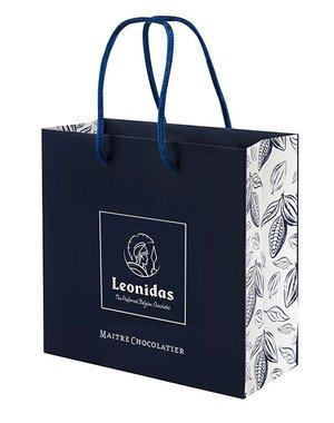 Leonidas Luxus-Tragetasche (M) 22x13x22cm