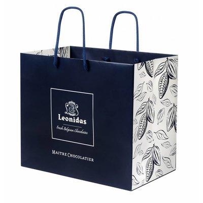 Leonidas Sac cadeau de luxe (L) 32x20x28cm