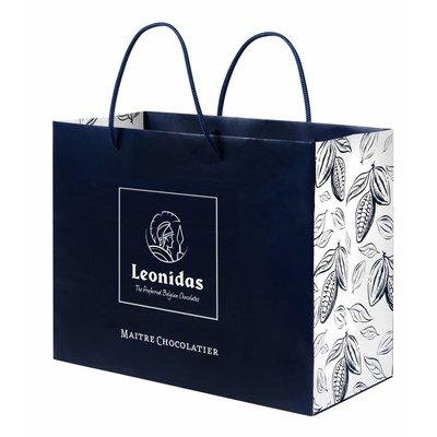 Leonidas Luxe draagtas (XL) 38x19x31cm