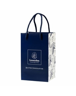Leonidas Luxus-Tragetasche (S) 250g - 1kg