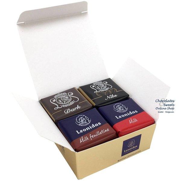Leonidas Mini-boîte avec 24 Napolitains