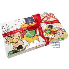 Leonidas Happy Kids box with 18 Asterix chocolates