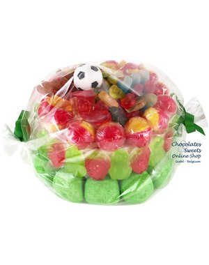 Football Sweets Cake
