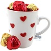 Leonidas Tasse 'LOVE' 240g chocolats (coeurs)