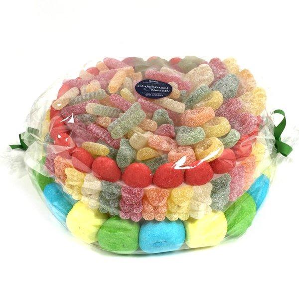 Süßigkeitentorte Seppe (XL)