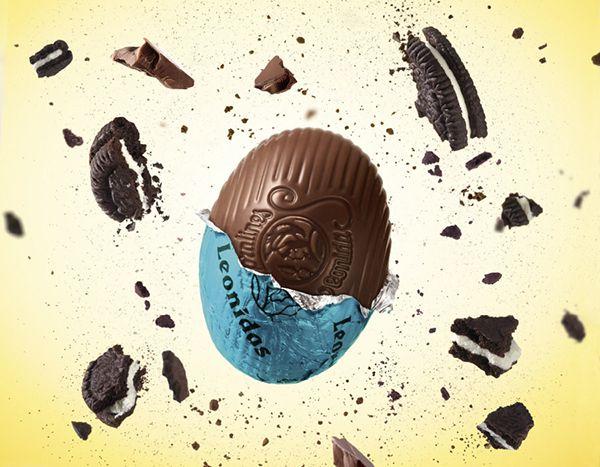 Nouveau: l'œuf Cookies & Cream