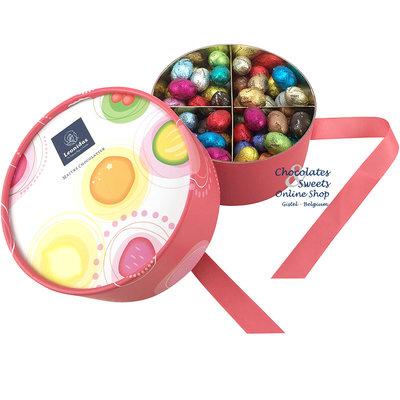 Leonidas Box Dora (pink) 800g Easter Eggs