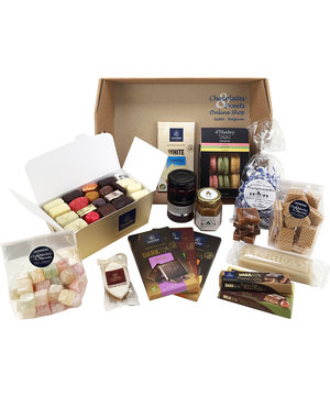 Gift basket Delicacies (GOURMAND)