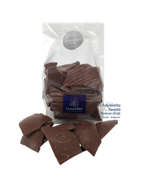 Leonidas Chocolate pieces - Milk 250g
