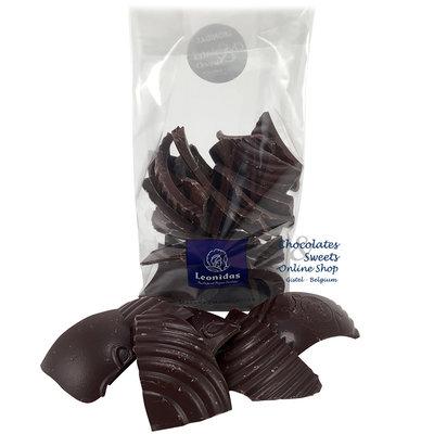 Leonidas Morceaux de chocolat - Noir 250g