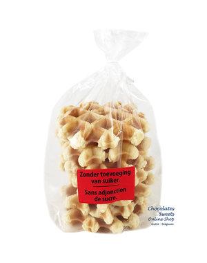 Gaufres à la vanille sans sucre ajouter 165g